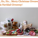 Etsy Latino is having a Vintage Holiday Giveaway!!!!