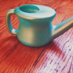 Neti pot anyone?